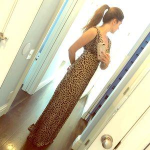 Gorgeous Melissa Odabash Dress, Cheetah Print